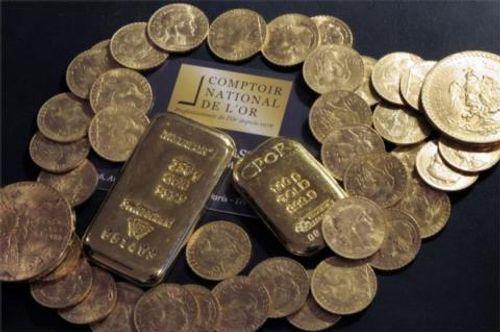 Sửng sốt phát hiện 100 kg vàng trong ngôi nhà được thừa kế - Ảnh 1