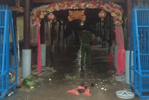 Bắt nghi phạm tham gia hỗn chiến khiến 5 người thương vong tại tiệc cưới - Ảnh 1