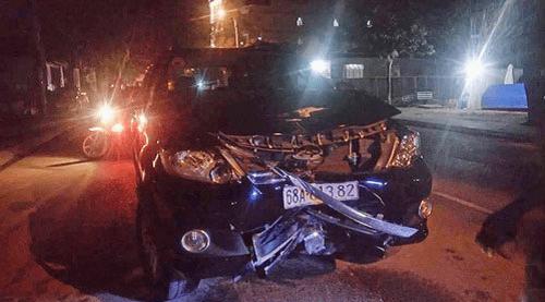 Giám đốc say rượu lái xe tông chết người lãnh 9 năm tù - Ảnh 1
