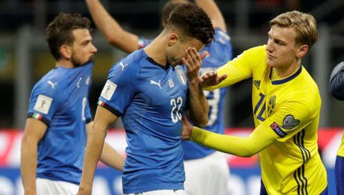 Sau 60 năm, Italia lần đầu tiên vắng mặt ở World Cup - Ảnh 1