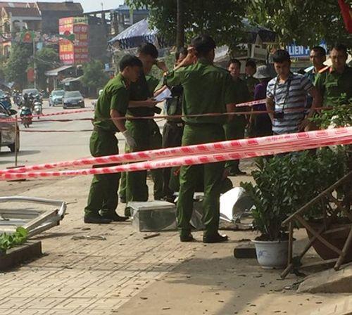 Vụ nổ kinh hoàng ở Thái Nguyên khiến 1 người chết qua lời kể nhân chứng - Ảnh 1