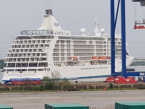 Ngắm tàu du lịch 6 sao thăm Việt Nam ngày cuối năm - Ảnh 4
