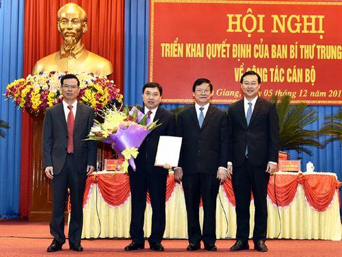 Triển khai Quyết định nhân sự của Bộ Chính trị, Ban Bí thư TƯ Đảng - Ảnh 2