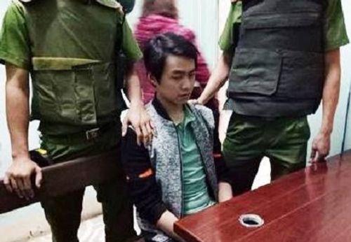 Cướp ngân hàng ở Đà Nẵng: Nghi phạm bị bắt sau 8 phút gây án - Ảnh 1