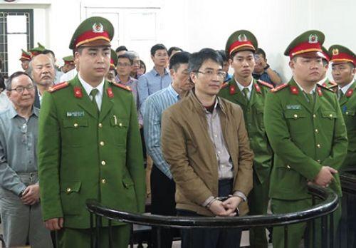 Đại án Vinashinlines: Bố con Giang Kim Đạt kháng cáo - Ảnh 1
