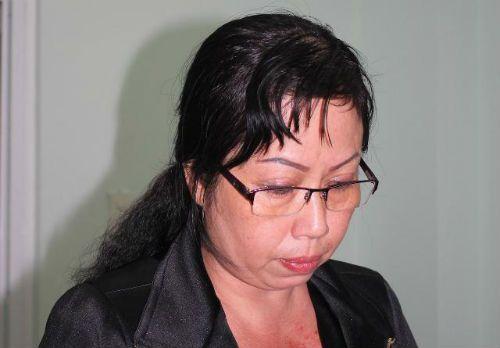 Bắt tạm giam nữ giám đốc bán khống 150 tỉ đồng tiền hóa đơn - Ảnh 1
