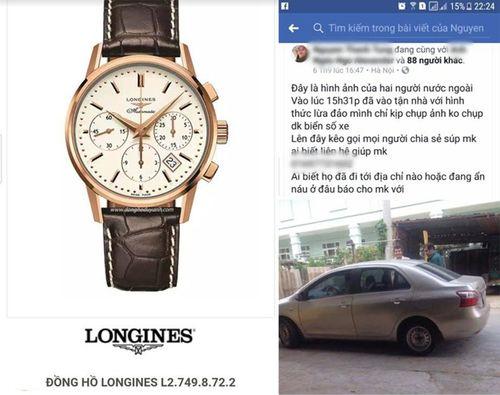 Hành trình lần theo dấu vết bắt nghi phạm trộm đồng hồ hơn 200 triệu - Ảnh 2