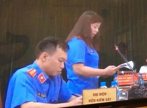 Đại án OceanBank: Đề nghị tử hình Nguyễn Xuân Sơn, chung thân Hà Văn Thắm - Ảnh 1