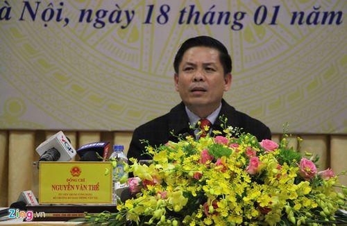 """Bộ trưởng GTVT Nguyễn Văn Thể: """"Tôi không tư túi ở dự án BOT Cai Lậy"""" - Ảnh 1"""