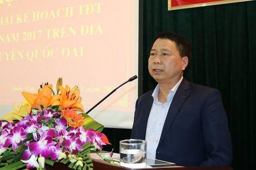 """Công an tìm kiếm Chủ tịch huyện Quốc Oai """"mất tích"""" gần một tuần - Ảnh 1"""