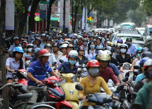 TP. HCM: Cấm xe lưu thông trên đường Lê Duẩn, Nguyễn Du ngày 26/1 - Ảnh 1