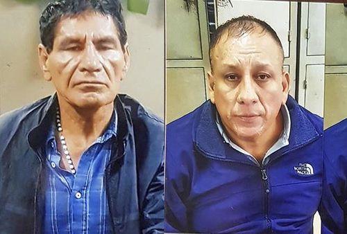 Hai người nước ngoài trộm cắp trong khách sạn hạng sang bị bắt - Ảnh 1