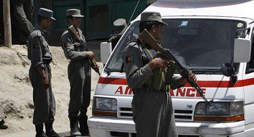 Đánh bom trung tâm thủ đô Afghanistan, ít nhất 40 người chết - Ảnh 1