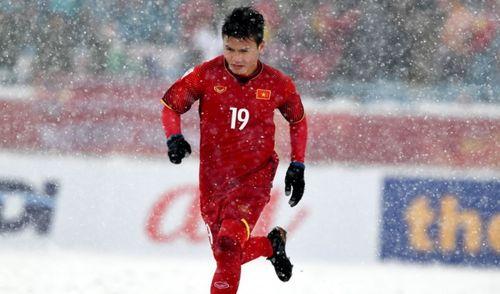 Ghi toàn siêu phẩm, Quang Hải vẫn hụt danh hiệu Cầu thủ xuất sắc nhất VCK U23 Châu Á - Ảnh 1
