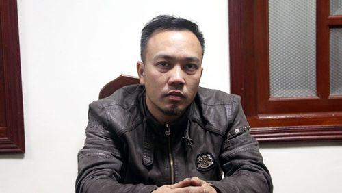 Bắt được nghi phạm bịt mặt, cướp ngân hàng ở Bắc Giang - Ảnh 1
