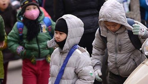 Không khí lạnh tiếp tục tăng cường, Hà Nội rét 9 độ - Ảnh 1