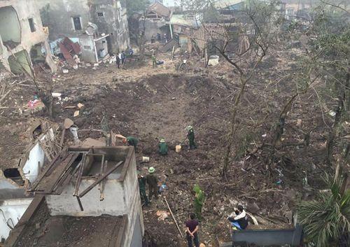 Vụ nổ kinh hoàng ở Bắc Ninh: Công an điều tra nguồn gốc vật liệu nổ - Ảnh 2