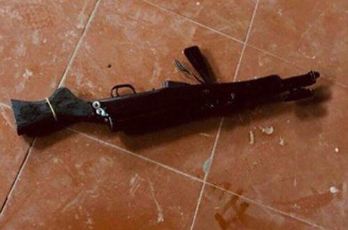 Kinh hoàng phút giáp mặt thanh niên nổ súng liên tiếp ở chùa rồi tự sát ở Thái Nguyên - Ảnh 2