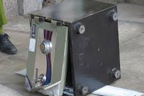 Điều tra vụ trộm đột nhập UBND phường, phá 3 két sắt trong đêm - Ảnh 1