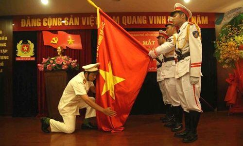 Thành lập đồn công an tại sân bay Tân Sơn Nhất - Ảnh 1