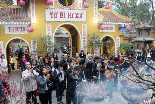 Những điềm lành và kiêng kỵ trong những ngày Tết của người Việt - Ảnh 3