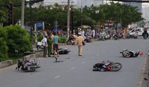 726 người chết vì tai nạn giao thông trong tháng 2/2018 - Ảnh 1