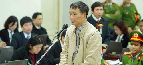 Sáng nay, tòa tuyên án Trịnh Xuân Thanh, Đinh Mạnh Thắng - Ảnh 1