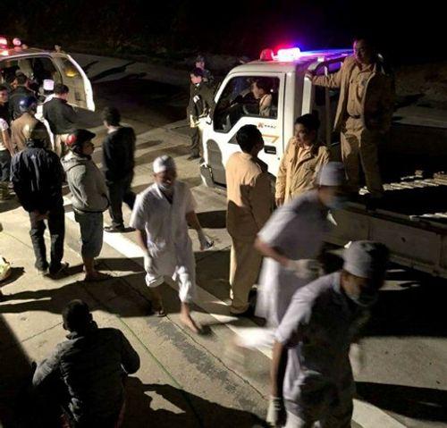 Xe khách lao xuống vực đèo Lò Xo khiến 20 người thương vong là xe dù - Ảnh 1