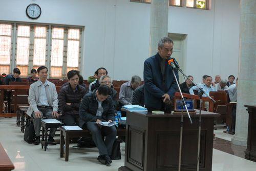 Tuy án 9 bị cáo vụ 18 lần vỡ đường ống nước sông Đà: Cao nhất 2 năm tù - Ảnh 1