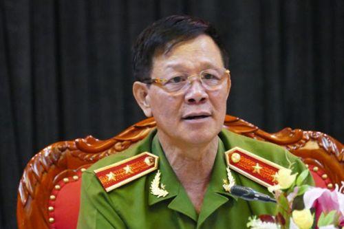 Đường dây đánh bạc nghìn tỉ: Công an Phú Thọ làm việc với trung tướng Phan Văn Vĩnh - Ảnh 1