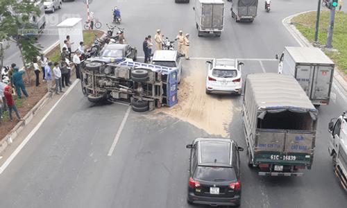 Tin tức tai nạn giao thông mới nhất ngày 17/3/2018 - Ảnh 1
