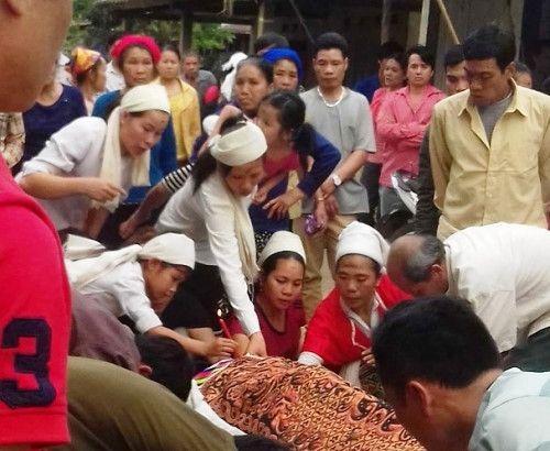 Công an vào cuộc vụ người phụ nữ tử vong nghi do thầy lang phá thai - Ảnh 1