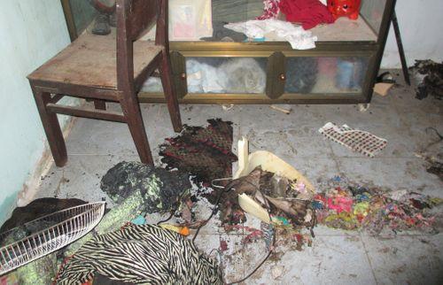 Vụ con rể phóng hỏa đốt nhà, 3 người bị bỏng: Lời kể đau xót của người vợ - Ảnh 4