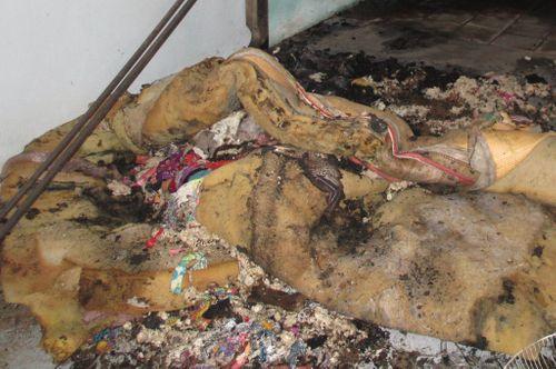 Vụ con rể phóng hỏa đốt nhà, 3 người bị bỏng: Lời kể đau xót của người vợ - Ảnh 5
