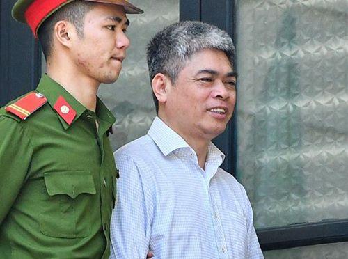 Cựu TGĐ OceanBank Nguyễn Xuân Sơn khai mua căn hộ cao cấp cho Ninh Văn Quỳnh - Ảnh 1