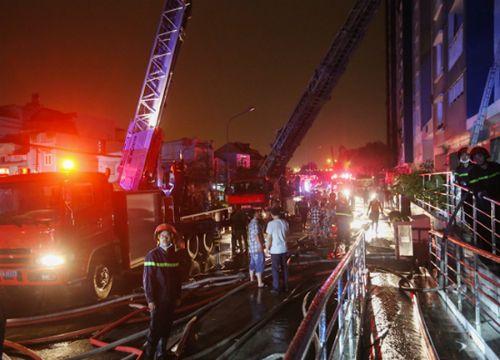 """""""Người hùng"""" cứu hơn 20 nạn nhân vụ cháy chung cư: """"Tôi sẽ không bao giờ quên được trận chiến hôm nay"""" - Ảnh 1"""