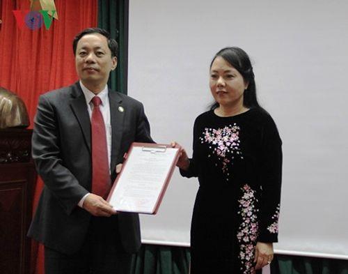 Phó giám đốc Sở Y tế Quảng Ninh làm Cục trưởng Cục quản lý dược - Ảnh 1