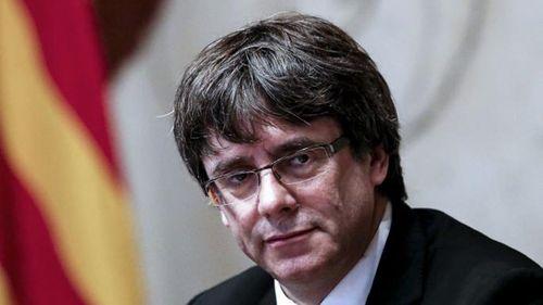 Cảnh sát Đức bắt giữ cựu lãnh đạo Catalonia - Ảnh 1