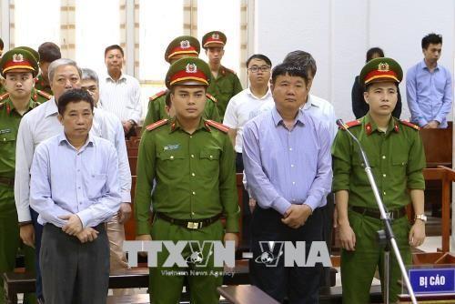 Ông Đinh La Thăng lãnh 18 năm tù, bồi thường 600 tỷ đồng - Ảnh 1