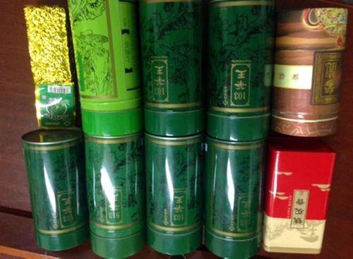 Ngụy trang ma túy trong hộp chè khô vận chuyển từ Trung Quốc về Việt Nam - Ảnh 1