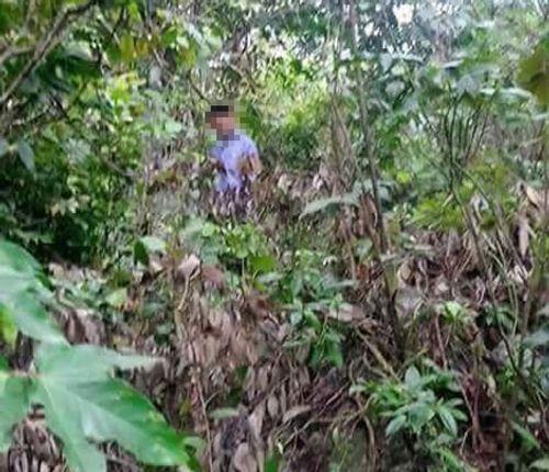 Vụ 2 cha con bị sát hại khi vào rừng tìm mật ong: Nghi can treo cổ tự tử - Ảnh 1