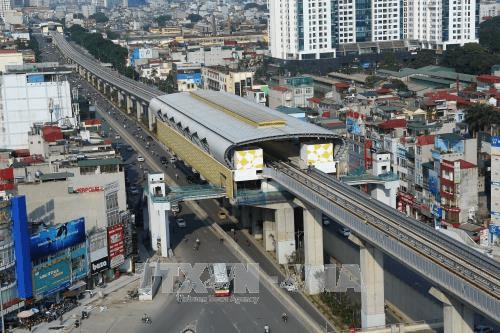 Dự án đường sắt Cát Linh - Hà Đông sẽ vận hành vào quý 4/2018 - Ảnh 1