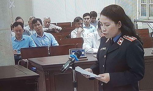 Xử vụ vỡ đường ống Sông Đà: Viện kiểm sát đề nghị mức án nào cho 9 bị cáo? - Ảnh 1