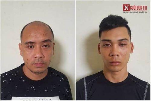 Lộ diện 2 nghi phạm sát hại bé trai 8 tuổi ở Vĩnh Phúc - Ảnh 1
