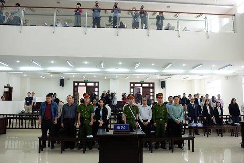 Đại án Oceanbank: Hàng loạt bị cáo xin miễn trách nhiệm hình sự - Ảnh 2