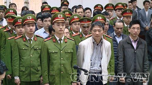 Xử phúc thẩm vụ án ông Đinh La Thăng, Trịnh Xuân Thanh ngày 7/5 - Ảnh 1