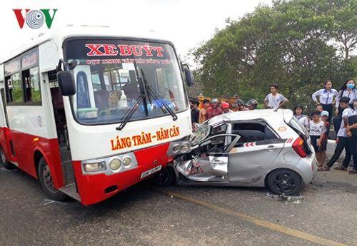 Tin tức tai nạn giao thông mới nhất ngày 29/4/2018 - Ảnh 3