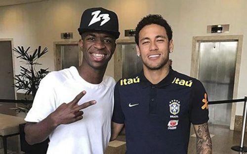 Thêm dấu hiệu Neymar có thể khoác áo Real Madrid - Ảnh 1