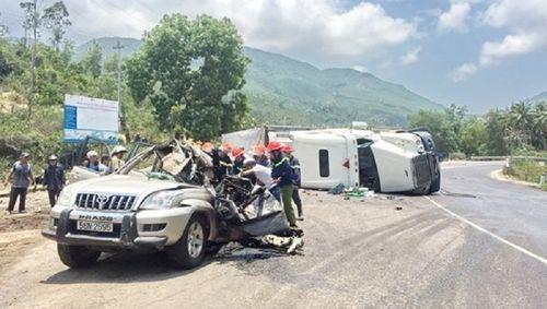 Tin tức tai nạn giao thông mới nhất ngày 1/5/2018 - Ảnh 1