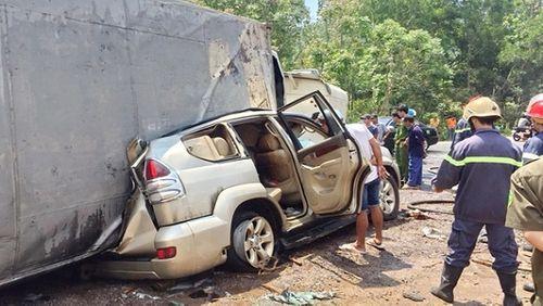 Tin tức tai nạn giao thông mới nhất ngày 1/5/2018 - Ảnh 3